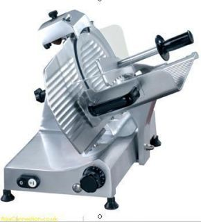 MEAT SLICERS TWELVE INCH 300MM NEW COMMERCIAL SLICING MACHINE DELI