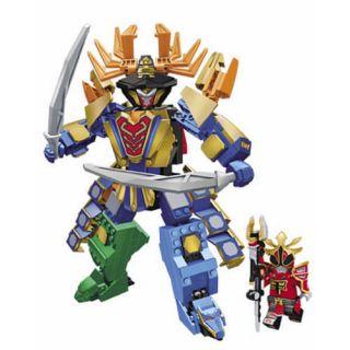Mega Bloks Power Rangers Super Samurai Claw Armor Megazord 5831