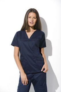 Dickies Medical Scrubs Top 817455 Choose Size and Color 11 Colors to
