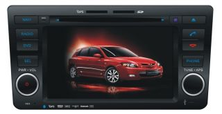 Mazda CX 9 Car DVD GPS Player Radio Navigation iPod TV HD LCD BT iPod