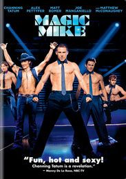 Magic Mike DVD 2012 Channing Tatum Matthew McConaughey