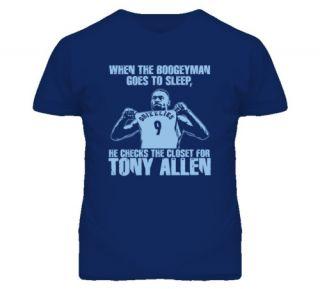 Tony Allen Memphis Basketball T Shirt