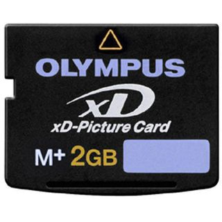 Olympus 2GB XD Memory Card Type M Picture Card