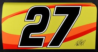 Paul Menard NASCAR Race Car Door Sports Memorabilia, Sheetmetal