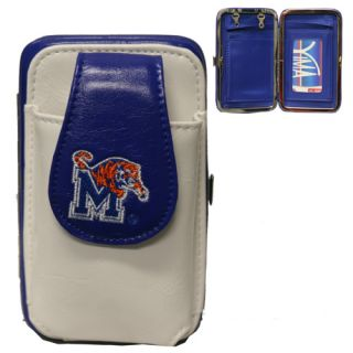 University of Memphis Tigers Cell Phone Case Wallet