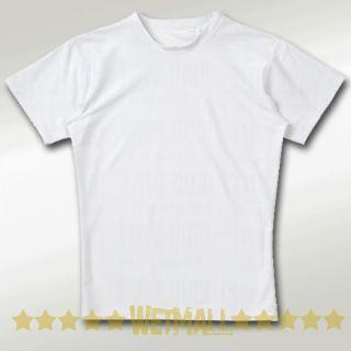 Small Mens Rash Guard MMA Performance Polyester UV Swim Surf Shirt