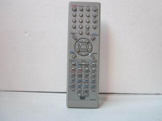 Akai Memorex TV VCR DVD Combo Remote Control 076R0HH01B