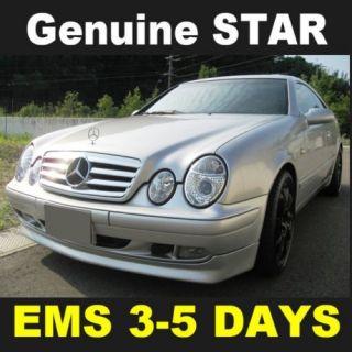Mercedes Benz CL Look Chrome Grill W208 CLK 97 02 M09
