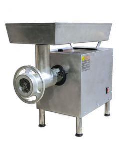 PSEE22 Stainless 2 0HP Commercial Electric Meat Grinder