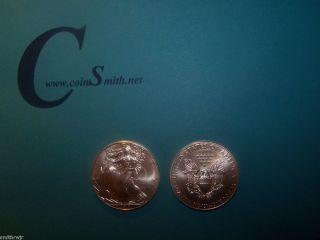 2012 American Eagle Silver Bullion Coin S