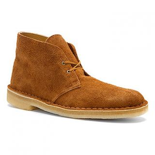 New in Box Clarks Mens Original Desert Boot Rust Suede 33567