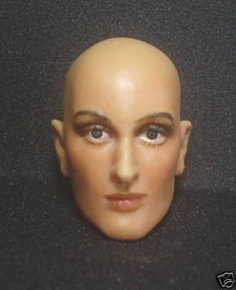 Meryl Streep Action Figure Replica Head