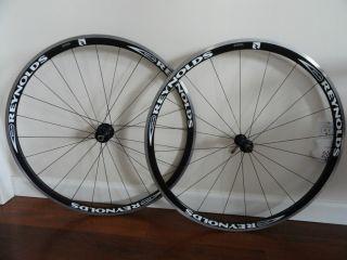 Reynolds Solitude Aluminum Clincher Wheel Set Shimano