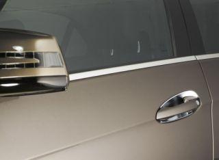 Mercedes Benz Chrome Door Handle Inserts E Class W212