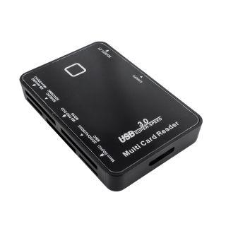 New USB 3 0 All in One Multi Memory Card Reader SD SDHC Mini Micro M2