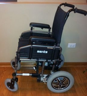 Merits Electric Power Wheelchair Local Pickup Only