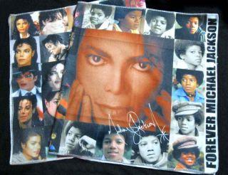 Michael Jackson Smile Angle Style Bath Towel Snow Flannel