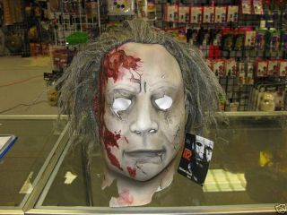 Michael Myers H2 Halloween Mask Costume Rob Zombie