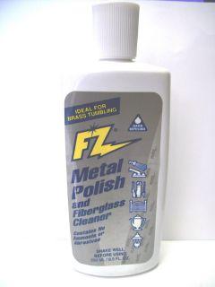Flitz Metal Polish Fiberglass Cleaner