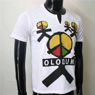 Michael Jackson Olodum T Shirt MTV They DonT Care About US