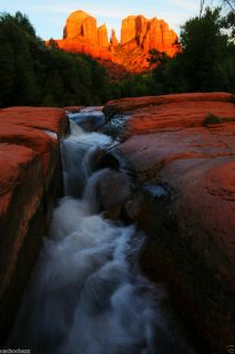 Cathedral Rock Sedona, Arizona Limited Edition Artists Series