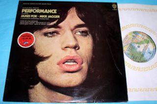 Mick Jagger James Fox Performance Soundtrack Nice