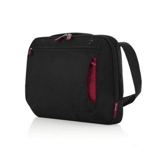 Belkin Bag Case Messenger 12 1 Black Red for Netbook iPad Tablet