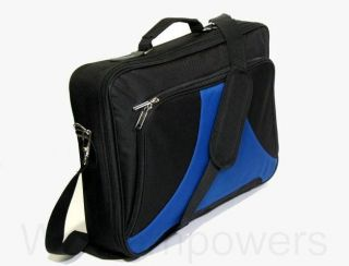 inch Laptop Notebook Carrying Messenger Bag Case Briefcase
