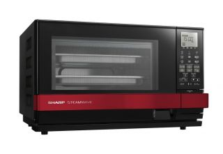 AX1100R Sharp Supersteam Microwave Oven