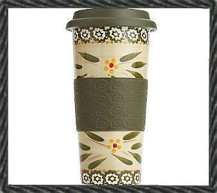 Temptations All Season Mug Microwave Safe Travel Mug Washes Beautiful