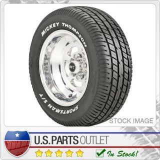 Mickey Thompson Sportsman s T Radial Tire 90000000185 295 50 15 Dot