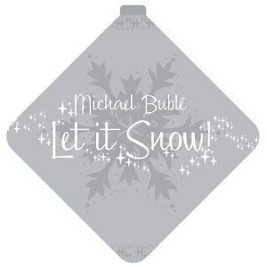 It Snow EP Michael Buble CD Grown Up Christmas List The Christmas Song