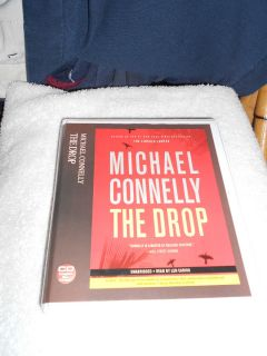 The Drop by Michael Connelly Audiobook CD