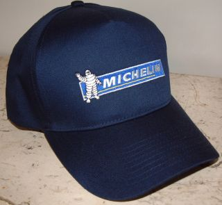 Michelin Baseball Cap Hat One Size Fits All