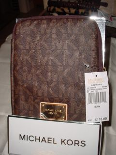 Michael Kors Brown Logo Kindle Kindle Fire Cover Case