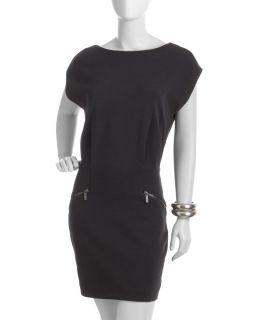 Michael Michael Kors Zip Pocket Dress