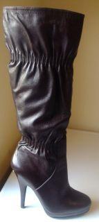 Michael Michael Kors Webster Scrunch Tall Boots 8 5