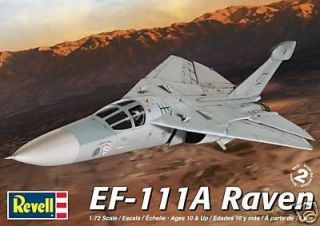 EF 11A Raven 1 72 1 72 Scale Model Airplane Military Jet Kit 85 5480