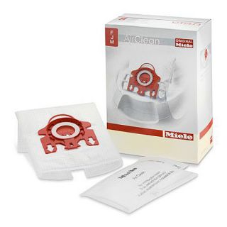 Miele Type FJM AirClean Vacuum Bags Dustbags and Filter Genuine German