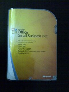 Microsoft Office Small Business 2007 Full Version