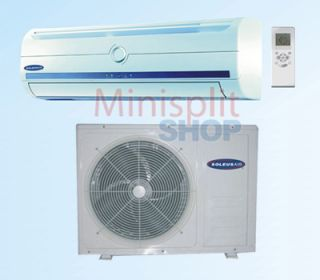Mini Split Air Conditioner A C Heat Pump 9000 BTU Soleus KFTHP 09