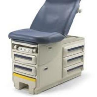 MIDMARK 604 Exam Procedure Bed Medical Tattoo Table