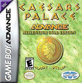 Advance Millennium Gold Edition Nintendo Game Boy Advance, 2001
