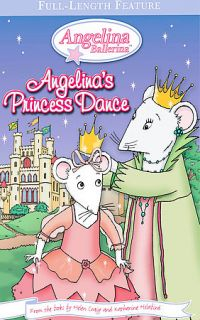 Angelinas Princess Dance DVD, 2005