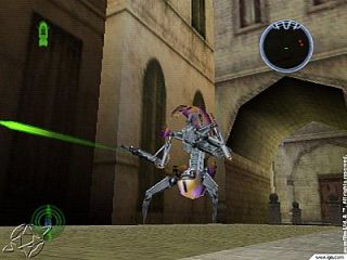 Star Wars Battle for Naboo Nintendo 64, 2000
