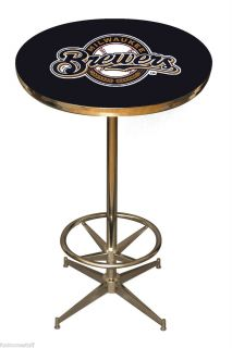 Milwaukee Brewers MLB Home Bar Sports Pub Sport Team Game Party Room