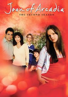 Joan of Arcadia   The Second Season DVD, 2006, 6 Disc Set, Checkpoint