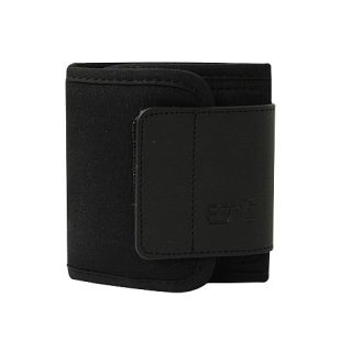 Velcro Neoprene Wallet for Mini SD Card and Accessories Black