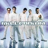 Millennium by Backstreet Boys Cassette, May 1999, Jive USA