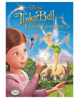 Tinker Bell and the Great Fairy Rescue DVD, 2010